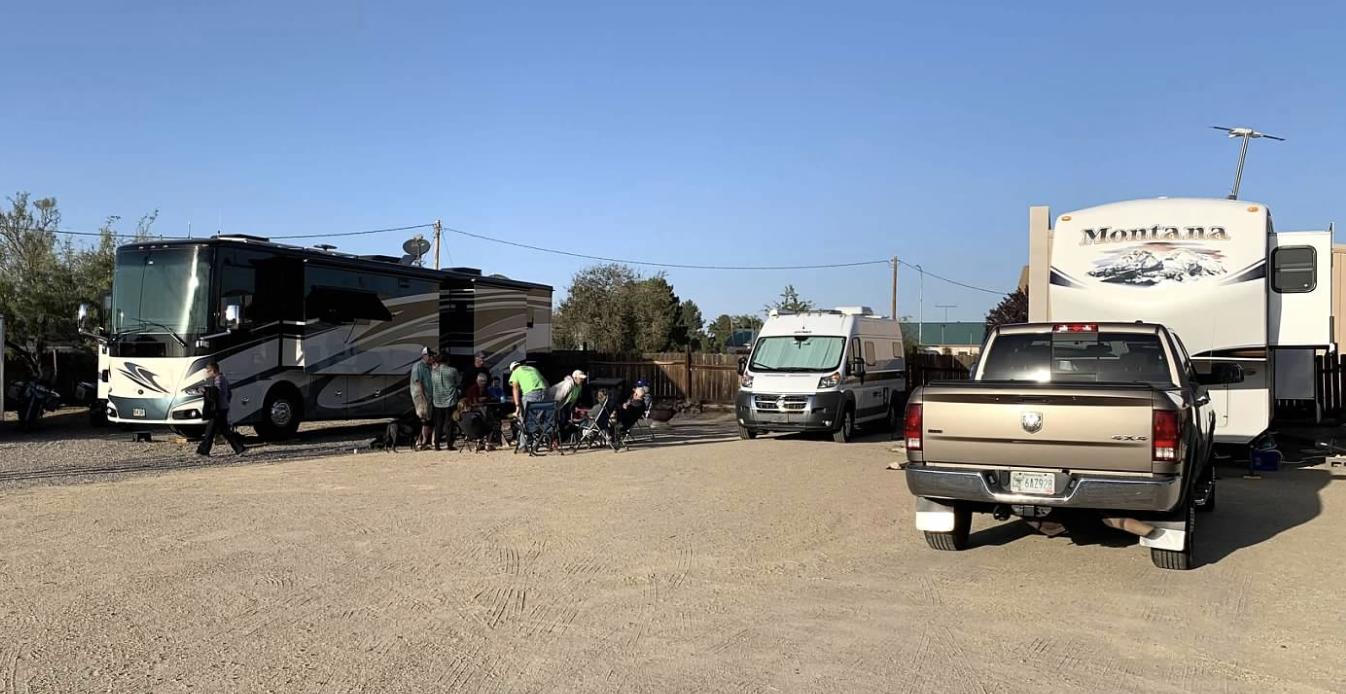 HFHEP - Carey -Las Cruces Build - Campers